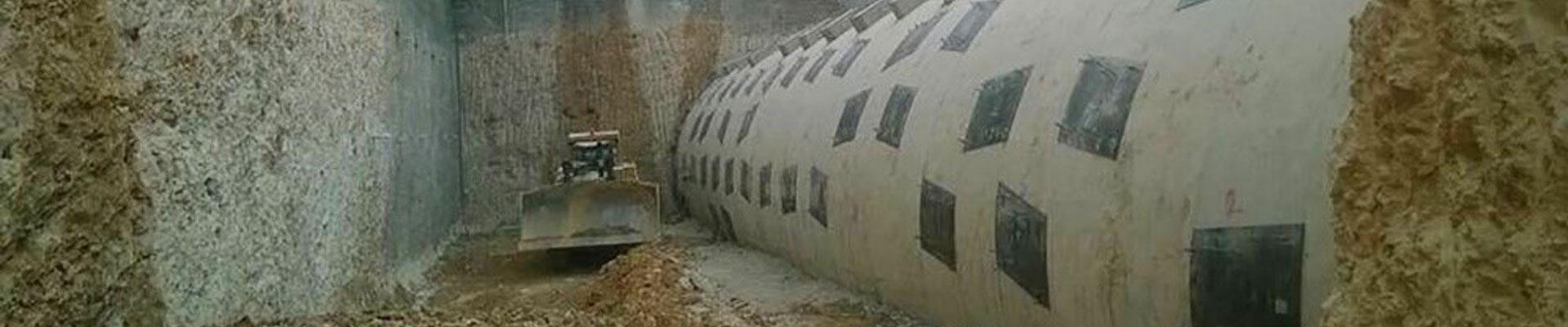 Metro de Riyadh Empresa de diseño geotécnico de túneles. Empresa de disseny geotècnic de túnels. Tunnel geotechnical design company.