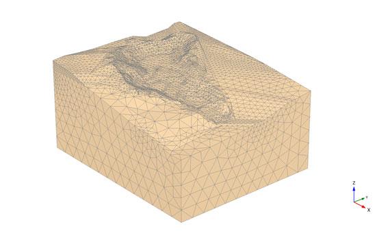 Vertedero Vacarisses Empresa de diseño geotécnico de túneles. Empresa de disseny geotècnic de túnels. Tunnel geotechnical design company.