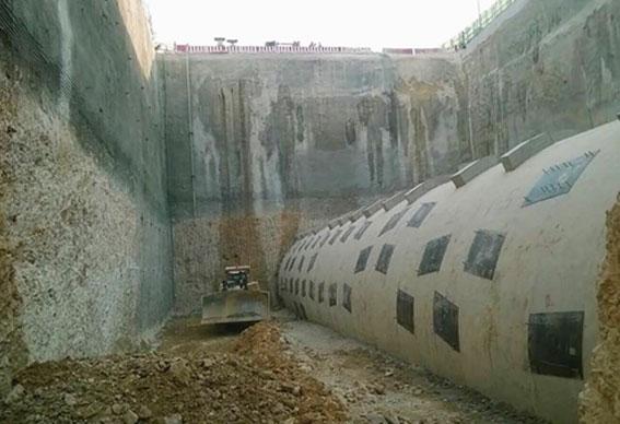 Línea 5 del metro de Riyadh. Línia 5 del metro de Riyadh. Line 5 Riyadh underground.