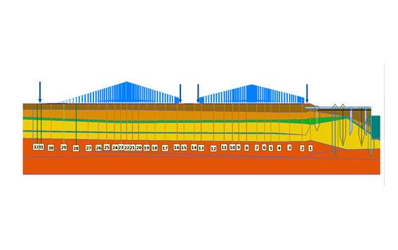 Cimentaciones TRAMER Port de Barcelona Terminal Tramer Tramer Terminal