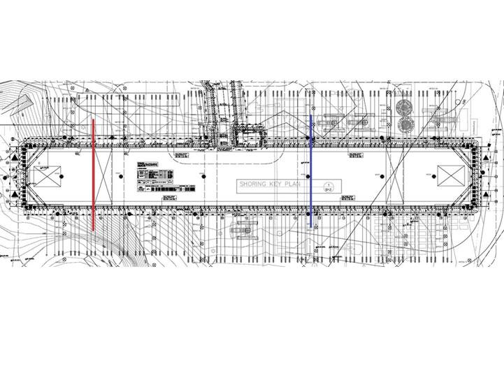 York spadina Toronto. Diseño de túneles y obras subterráneas Projectes subterranis Underground projects