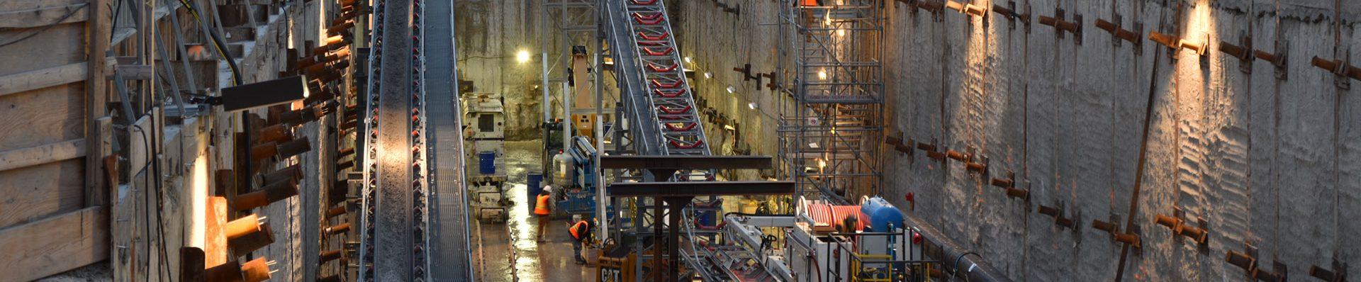 Empresa de diseño geotécnico de túneles. Empresa de disseny geotècnic de túnels. Tunnel geotechnical design company.