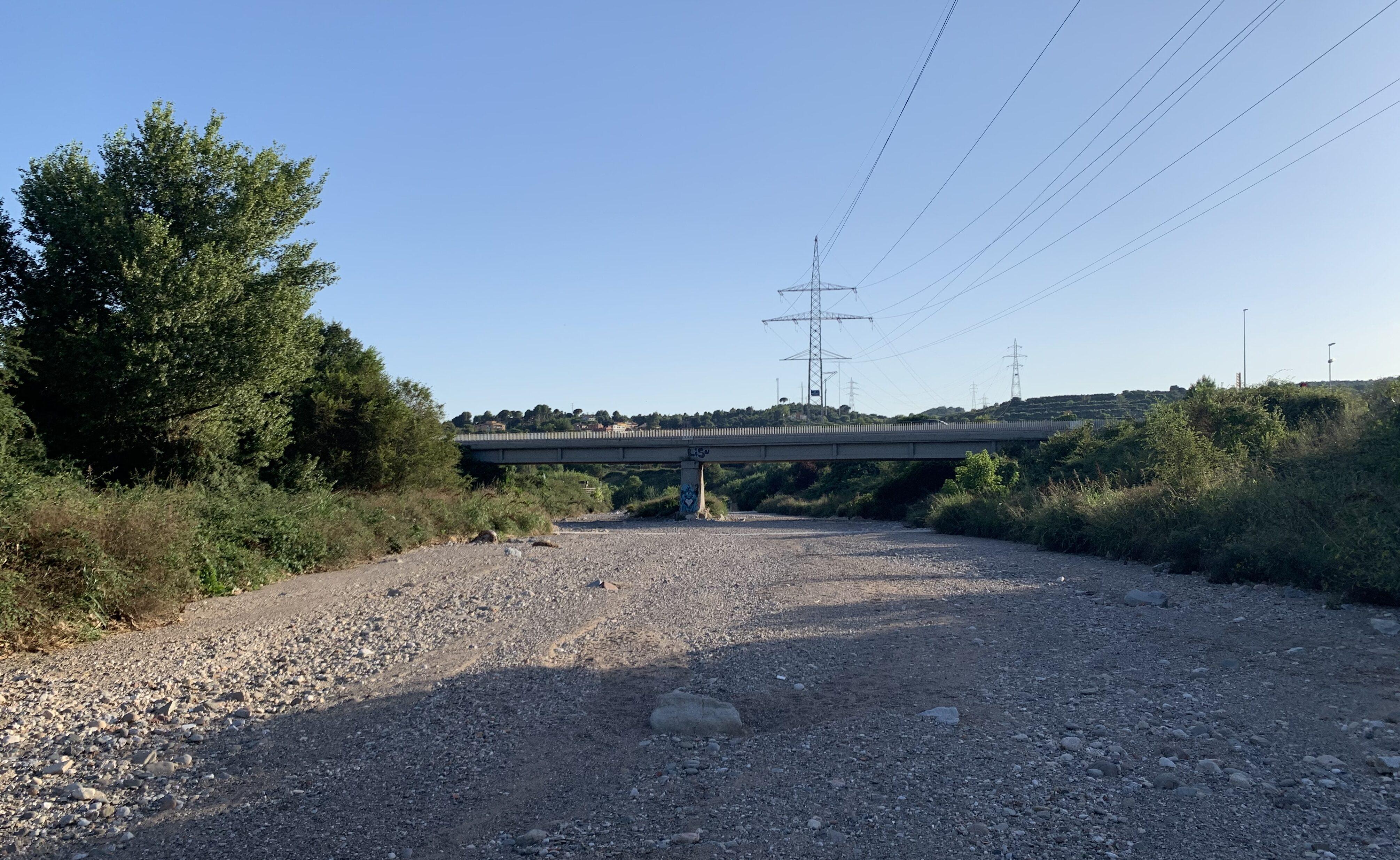arenes 2 riera Arenes watercourse - progeo