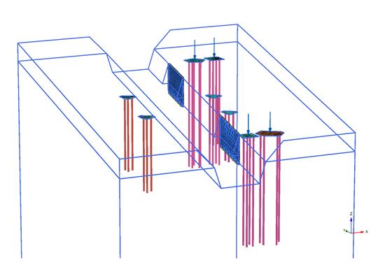 tibidabo progeo 3D plaxis 2